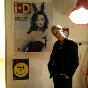Caryn-Franklin-styles-Rachel-Weiss-for-an-early-i-D-Cover