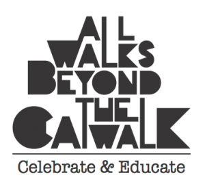 The All Walks beyond the Catwalk logo