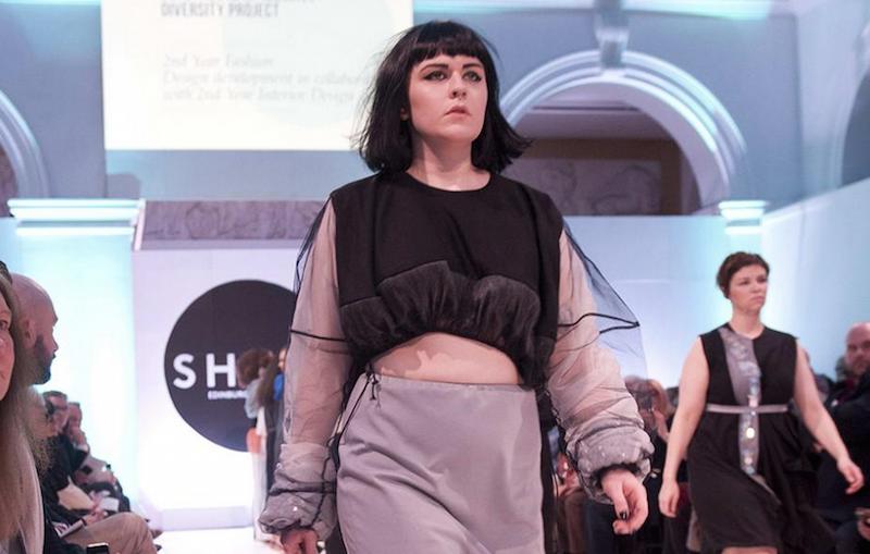 Edingburgh College of Art Graduate Fashion