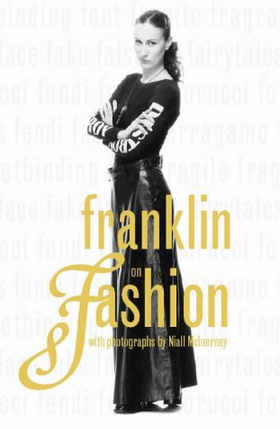 Franklin on Fashion the book