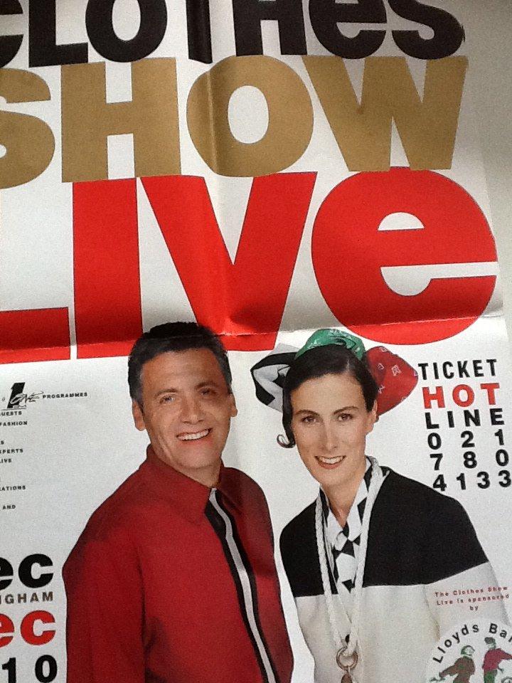 Clothes Show Live 1988