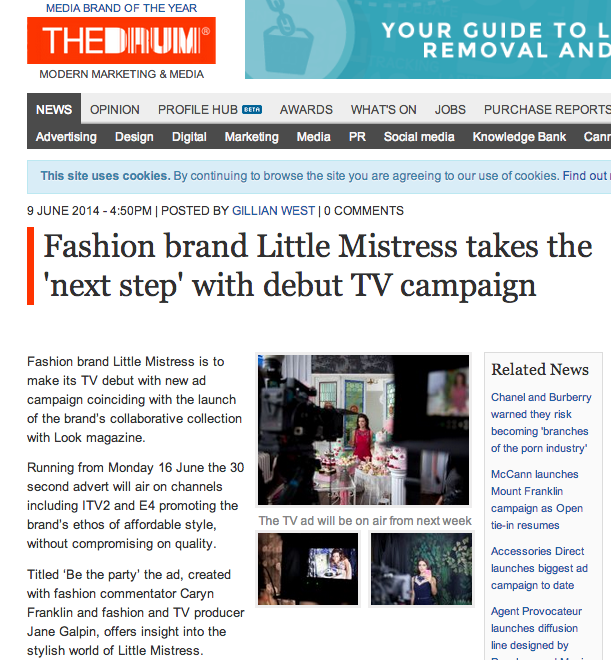 Little Mistress Press