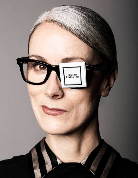 Caryn Franklin Fashion Revolution