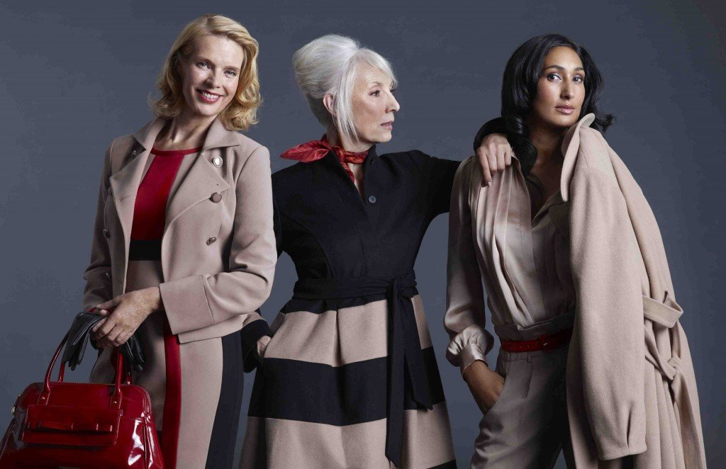 Debenhams Power Dressing The Style LIST with Caryn Franklin