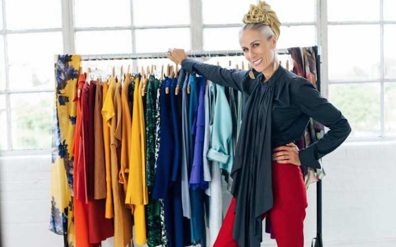 Caryn Franklin : Rules of The Rails? I'd always plump for no rules
