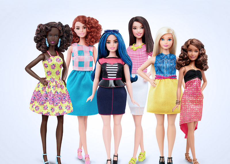 Barbie is spectacularly normal