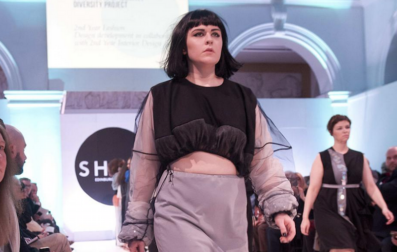 Edingburgh College of Art Graduate Fashion